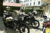 Parking pour motos